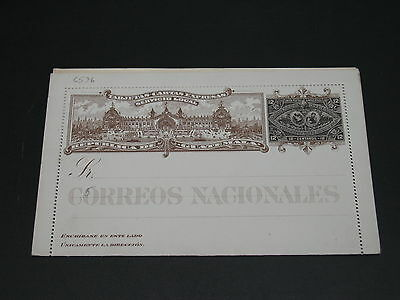 Guatemala old picture letter card *6596