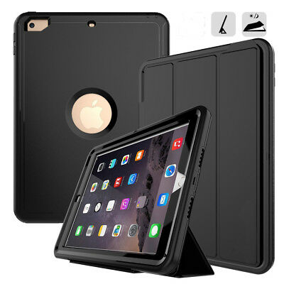"Heavy Duty Shockproof Smart Magnetic Case Cover For Ipad 2017 9.7"" Air&mini Lot"
