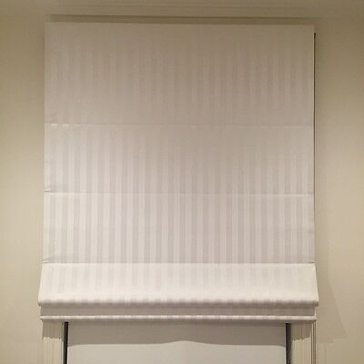 Window Roman with separate blind x 5