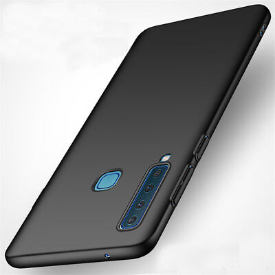 Luxury Slim Matte Shockproof Hard Back Cover Case For Samsung Galaxy A9 A7 2018