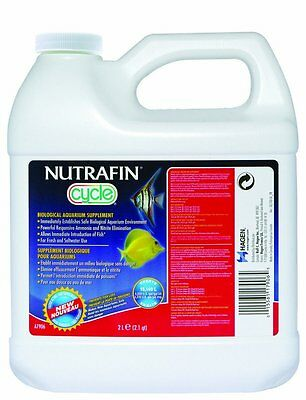 Nutrafin A7906 Cycle Biological Filter Supplement, 68-Ounce [Water Changers] CXX