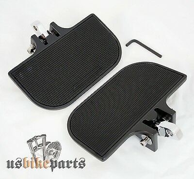Mini Footboard  (BLACK)  new for Harley Davidson