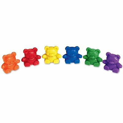 Learning Resources Baby Bear Counters (LER0729) [Teaching Materials] CXX