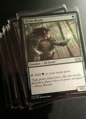 MTG 90 Green Magic Cards for 99p