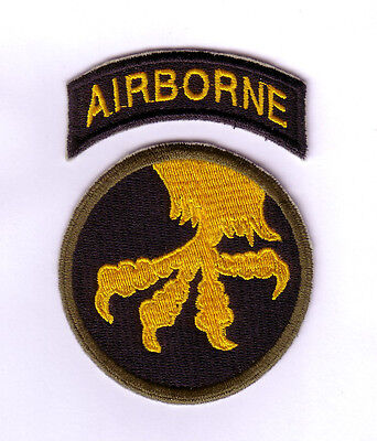 WWII - 17th AIRBORNE DIVISION (Reproduction)