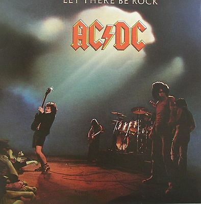 AC/DC - Let There Be Rock - Vinyl (LP)