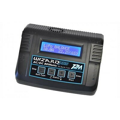 Chargeur WIZARD X6S professionnel