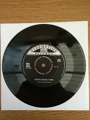 "George Beverly Shea - I'd Rather Have Jesus (7"" Vinyl Single) VG"
