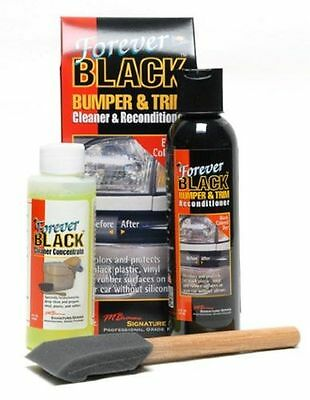 Forever Black Bumper and Trim Cleaner and Reconditioner - Trim and Bumpers