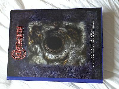 Contagion Second Edition RPG Book - Role playing