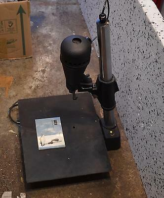 vintage Minox 11 type 25401 Enlarger with fischer bulb & manual in French