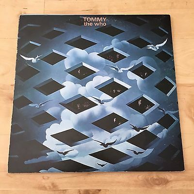 The Who - Tommy 2657 002 1st Pressing (Vinyl LP) EX/VG+
