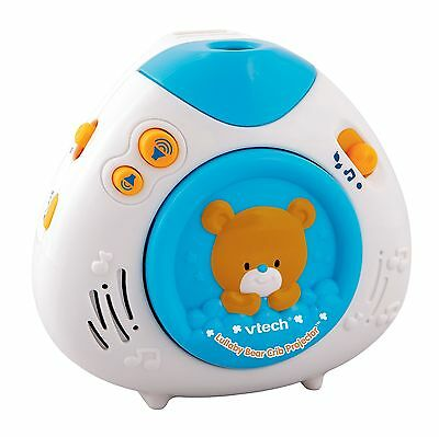 VTech Baby Lullaby Bear Crib Projector New