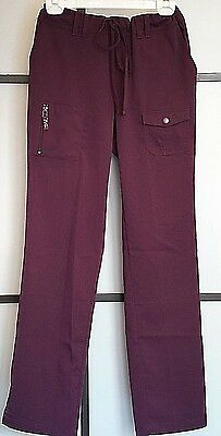 Nice!! Purchased Never Worn NRG Barco Plum Purple Scrub Pants, Style 3208 XSmall