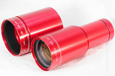 Isco Ultra Star HD Plus High Definition 32.5mm Projection Lens 1.85 2.1 Exc 239