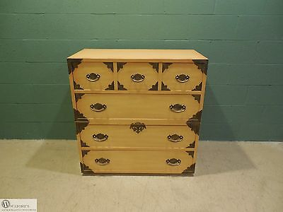 THOMASVILLE James Mont Style Asian Chinosorie Accented 4 Drawer Chest