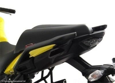 Kawasaki Versys  2015  Carbon Look ABS Seat Cowl   Seat Hump by Powerbronze