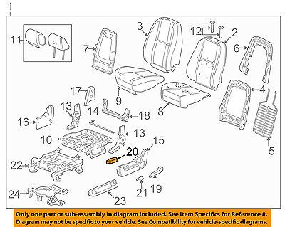 GM OEM POWER Seat-Switch 25974715 - $67.21   PicClick CA Omron Wiring Diagram on