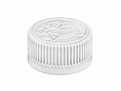 28-400 Child Resistant Screw-on Caps for Plastic & Glass Bottles (Lot of 50)