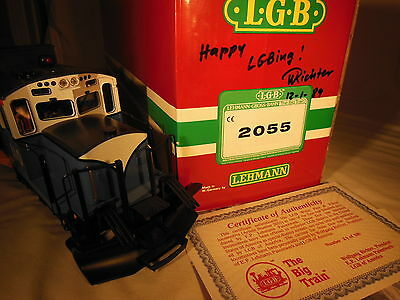 2055 LGB Wolfgang Richter White Pass Signature limited 49 of 100