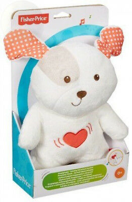 Fisher-Price Snugapuppy Calming Vibrations Soother  885336106387