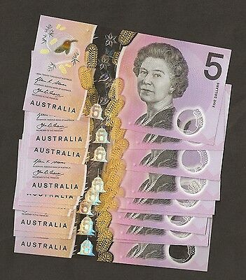 2016 Australia $5 Dollar New Released On 01/ 09/ 2016 Uncirculated