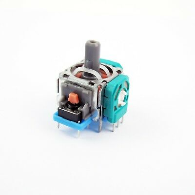 Analog Stick Joystick Replacement Repair Parts for PS4 Xbox One Controller