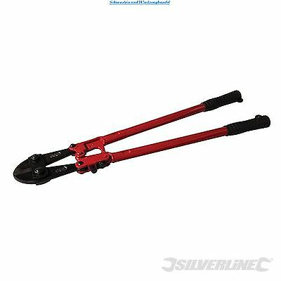 Bolt cutters Length: 600 mm, Jaws wide: 8 mm