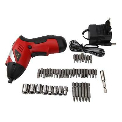 Rechargeable Cordless Electric Drill Screwdriver Electric Power Screw driver Kit