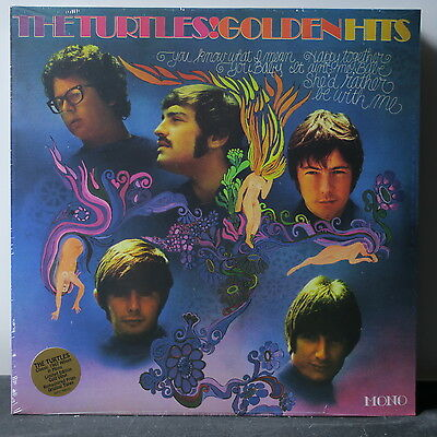 TURTLES 'Golden Hits' Limited Edition RSD Gold Vinyl LP NEW & SEALED