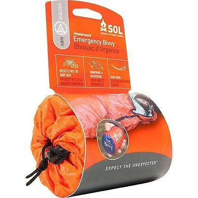 Adventure Medical Kits Sol Emergency Edc Pocket Bivvy Bag Bushcraft Survival