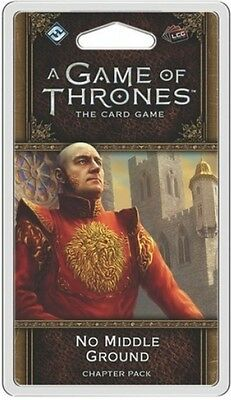 No Middle Ground Chapter Pack - A Game of Thrones Card Game - 2nd ed - LCG FFG