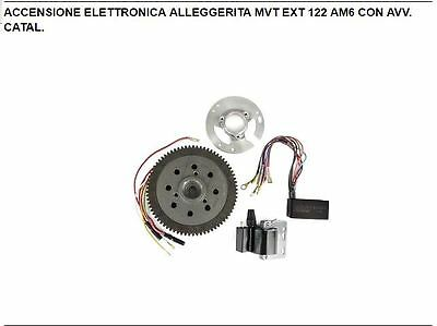 Accensione Elettronica Alleggerita Mvt Ext 122 Am6 Con Avv. Catal. 180019