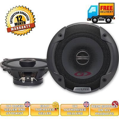 "ALPINE SPG-13c2 13cm 5.25"" 200W Car Radio Stereo Audio Speakers Door Shelf New"