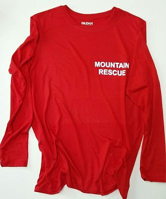 Mountain or Search And Rescue performance long sleeve base layer Gear4Heroes