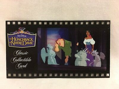 Disney's Hunchback Of Notre Dame Classic Collectible Card