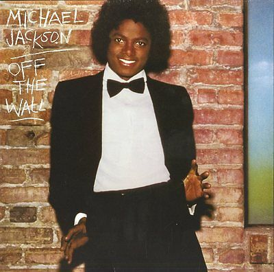 Jackson Michael Off The Wall Vinile Lp Gatefold Nuovo Sigillato