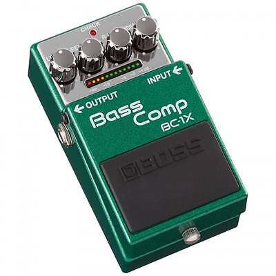 Boss BC-1X Bass Comp Multiband Compressor (B Stock)