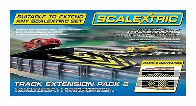 Scalextric Track Extension Pack 2 1/32 C8511
