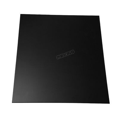 30x40cm Black Acrylic Reflective Display Mirror Board Platform Photo Studio UK