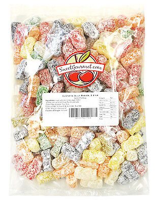 SweetGourmet Gustaf's Jelly Babies-Dr.Seuss Party Candy-(3 X 2.2Lb)FREE SHIPPING