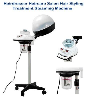 Hairdresser Hair Dressing Care Salon Styling Treatment Steamer Steaming Machine
