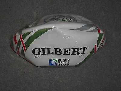 Gilbert Official Rugby World Cup 2015 Coca-Cola Ball
