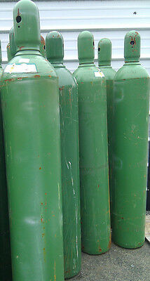 Used DOT 4500 PSI Compressed Gas Cylinders Diving Scuba Dive Nitrox Oxygen