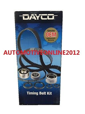 DAYCO TIMING BELT TENSIONER KIT FOR Subaru Outback 09.1998-10.2002 2.5L BH EJ251