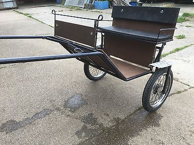 Exercise cart     (Many New Parts)
