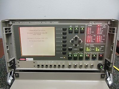 CTC Dual Broadband Transmission Analyzer AT9500D