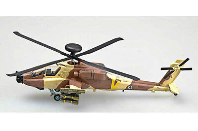 Easy Model 1/72 AH-64D Longbow Apache Helicopter #966 IDF/AF 113th (Hornet) Sqn