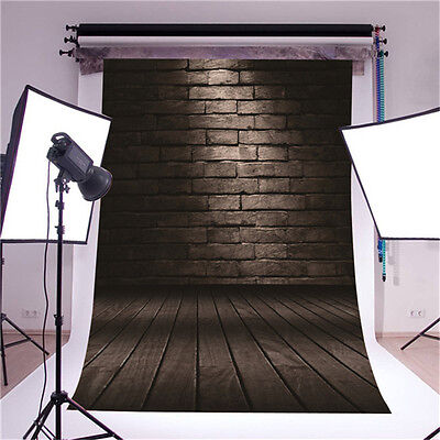 brick wall photography background vinyl 5x7FT baby backdrops photo studio props