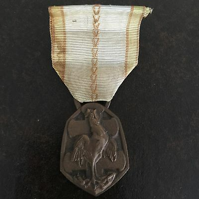 WWII French Commemorative Medal 1939-1945